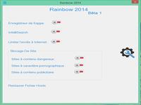 Rainbow 2014 : Contrôle parental