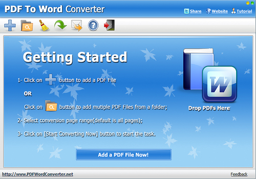 Télécharger Pdf to word converter