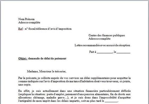 Modele Procuration Pour Impots Document Online