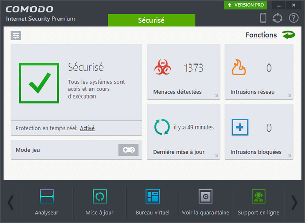 Comodo Free Internet Security