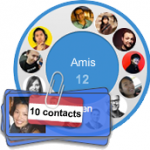 Google+ Les cercles